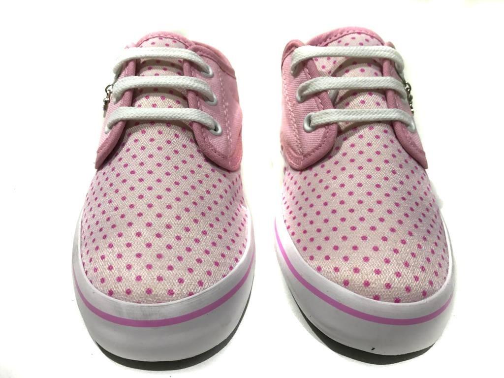 78d75e4cb Cargando zoom... zapatilla niña infantil urbana caucho rosa aplique urban  fit
