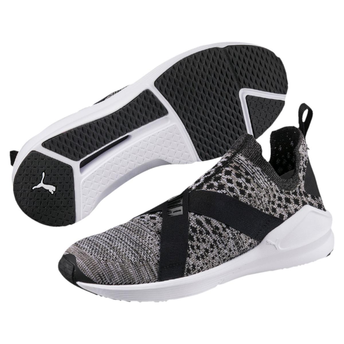 0c51ce6049487e Cargando zoom... zapatillas urbanas puma fierce evoknit wns   brand sports
