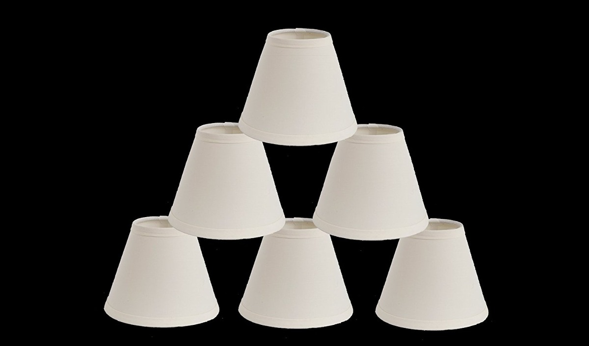 Urbanest 1100327c mini chandelier lamp shades 6 inch cotton urbanest 1100327c mini chandelier lamp shades 6 inch cotton cargando zoom aloadofball Choice Image