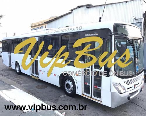 urbano ar condicionado 12/12 m.benz financia 100% vipbus