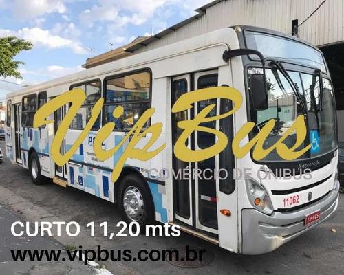 urbano curto 12/12 vw15190 vipbus financia 100% vipbus