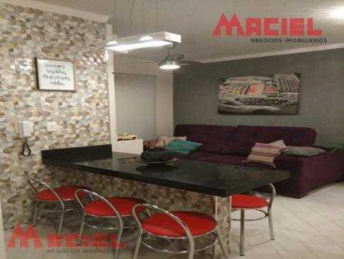 urbanova - apartamento a venda com fino acabamento