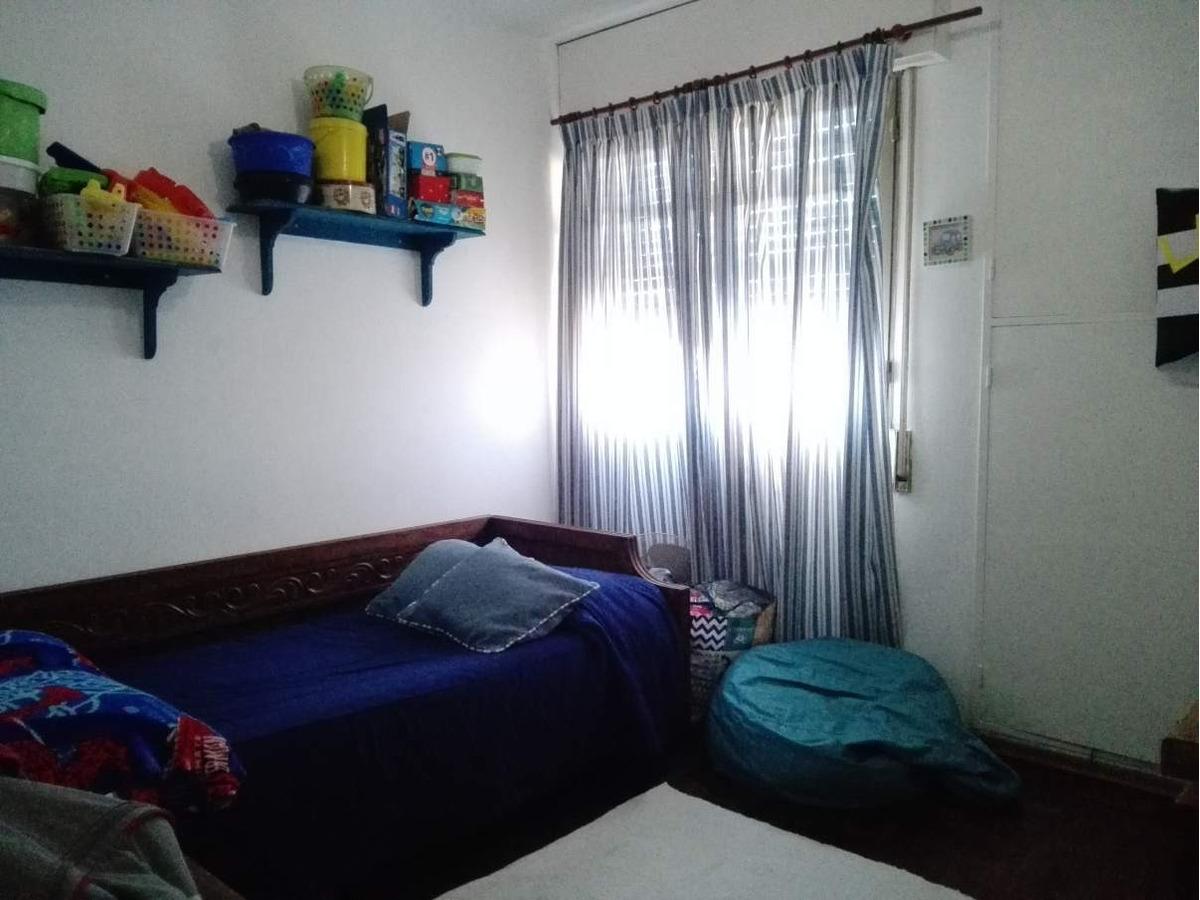 urca - duplex 3 dorm. con cochera.
