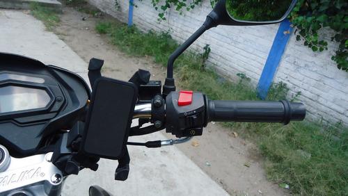 urge ft 200 cc. para viajar barata