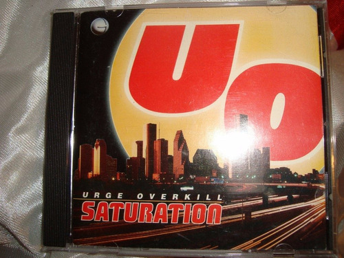 urge overkill saturation imp. usa audio cd  en caballito*