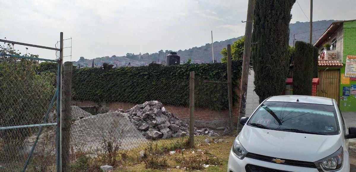 urge se vende terreno la joya ecatepec