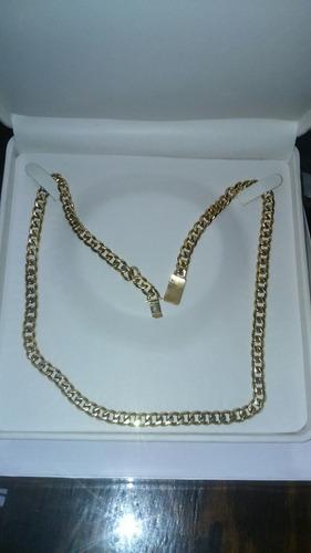 urge vender, remato, ofertaa cadena oro 18k  110 grs, 65 cm.