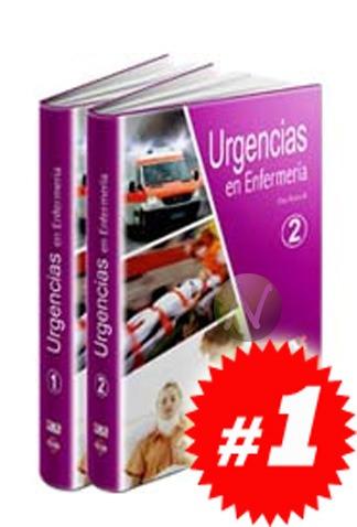 urgencias en enfermería 1 vol. nuevo y original