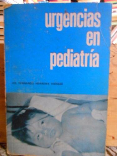 urgencias en pediatría. fernando herrera vargas