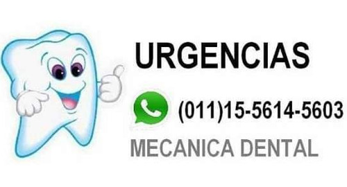 urgencias mecanica dental casos especiales a domicilio