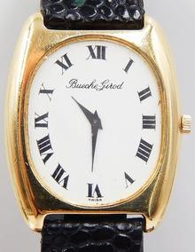 Oro Urgente 128 En Reloj Girod 18k Bueche Art VSUMpz