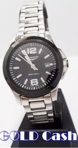 urgente reloj longines art 59. diametro 35.5*mm