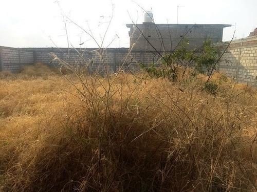 ¡¡¡urgente!!! vendo terreno 400m2 con barda,zaguán, cisterna paraíso escondido