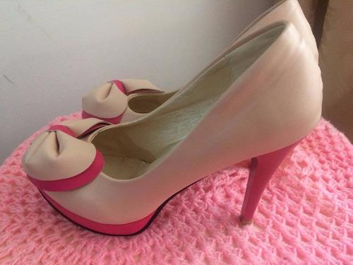 urgete zapatos de taco, kawaii cute lolita mujer