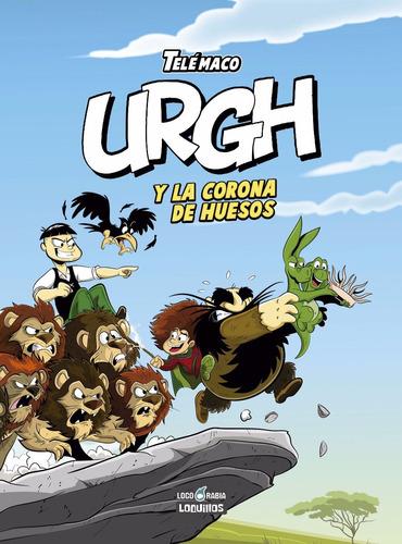 urgh y la corona de huesos