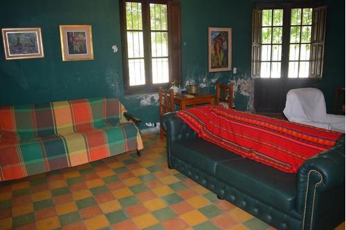 uribelarrea casa con pileta 3 dormitorios febrero / marzo