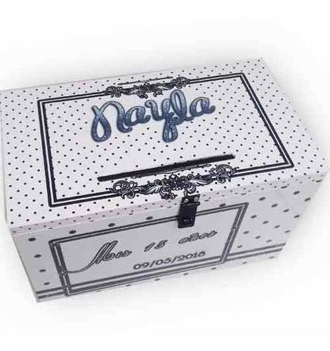 urna buzón caja regalos  boda  casamiento 15años baby shower