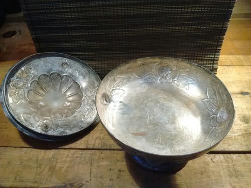 urna de hostias con baño plata pieza de arte sacro siglo 19