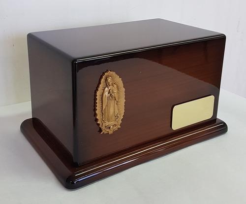 urna funeraria para cenizas clásica virgen