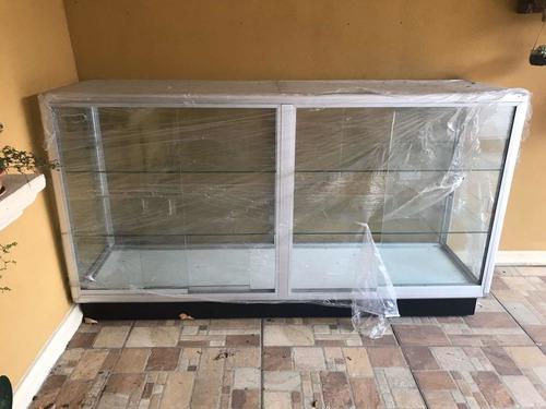 urna vidrio/aluminio