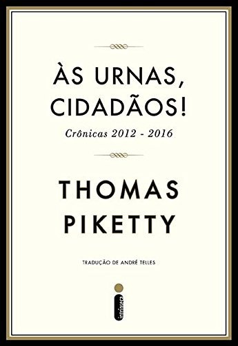 urnas cidadaos as de piketty thomas
