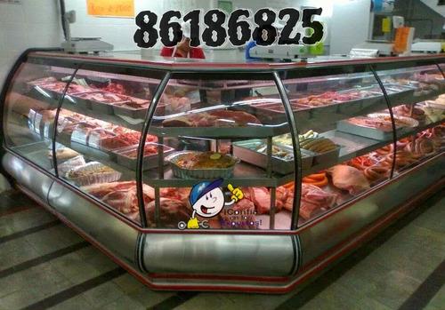 urnas frias carnicerias  postres panaderia