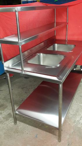 urnas frias ,cuartos frios, mesas, fregaderos cocinas de gas