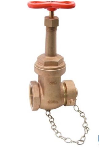 urrea válvula de compuerta roscable equipos contra incendios