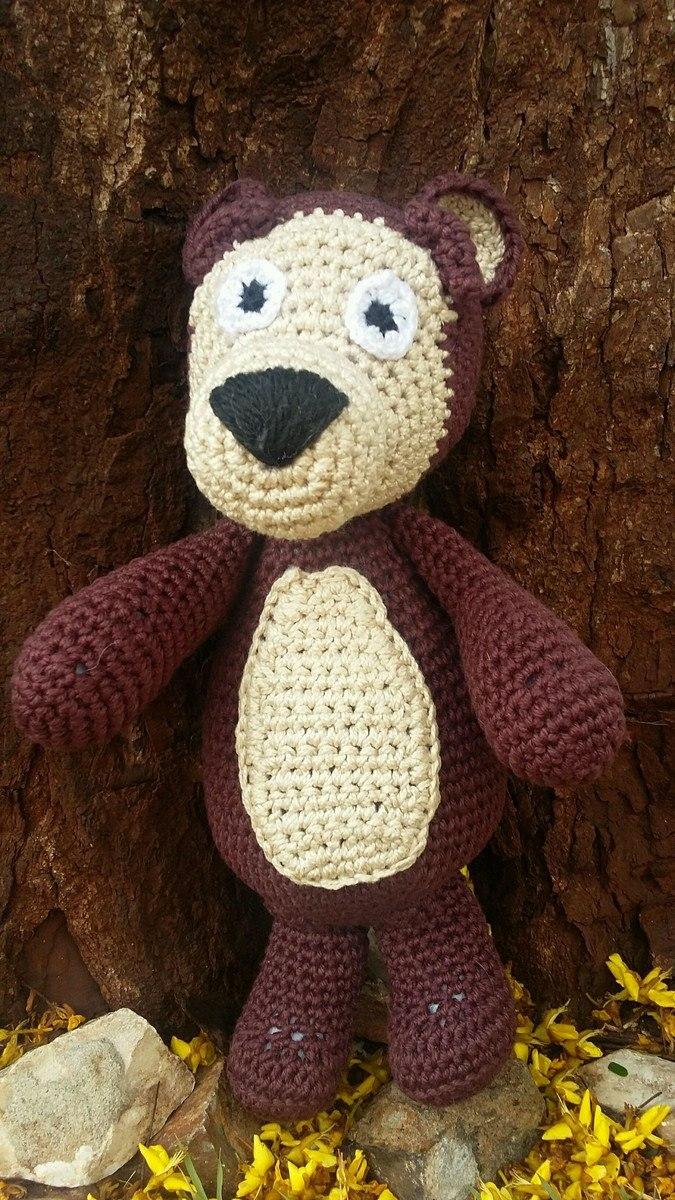Urso Teddy amigurumi no Elo7   Coala Crochet (929E1C)   1200x675
