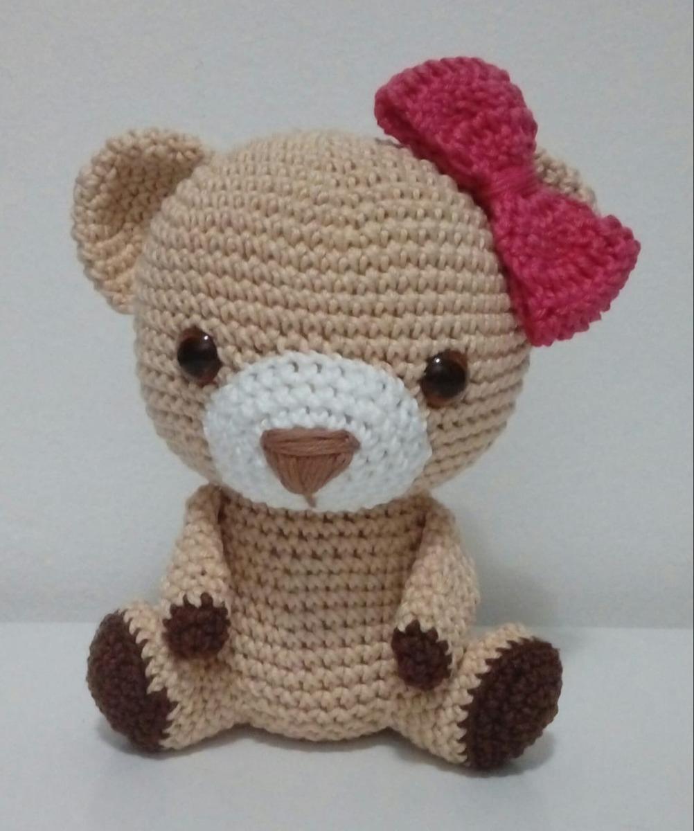 Urso e Elefante Maxi | Receitas amigurumi, Receitas de croche e ... | 1200x1002