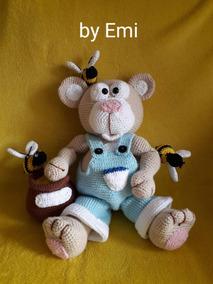 Coisas de Angela Ester: Amigurumi - Abelha de crochê | 284x213