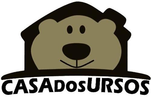 urso de pelúcia gigante 2 metros dia dos namorados curitiba