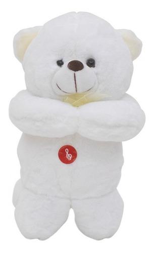 urso laço amarelo rezando pai nosso 28cm ursinho pelúcia