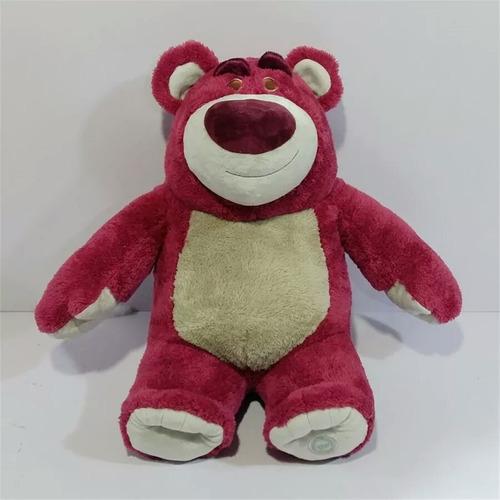 urso lotso toy story 4 disney store original cheiro morango