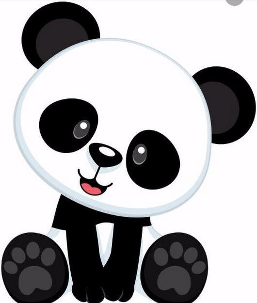 urso panda display de mesa r  35 00 em mercado livre cute bear clip art free cute bear clip art i love you