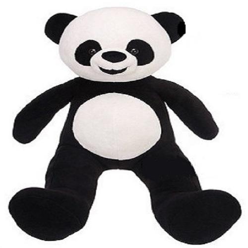 urso panda gigante 120cm 1,20mts super fofo macio