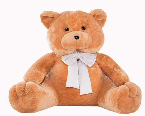 urso pelúcia - urso carinhoso - urso gigante