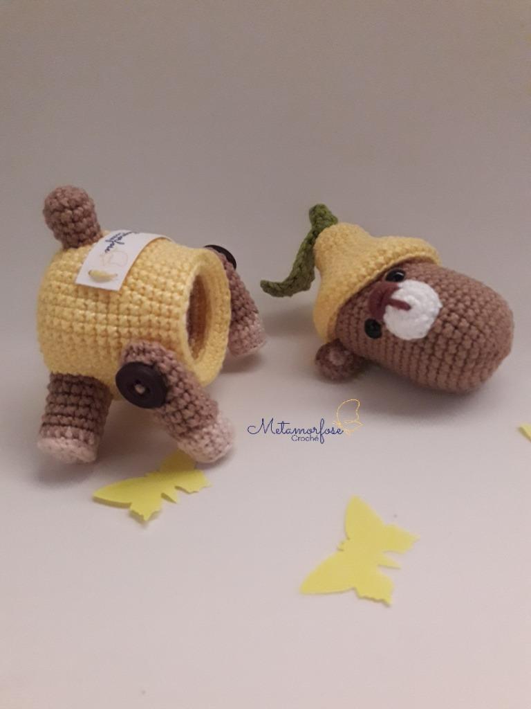 DIY Crochet Amigurumi Puppy Dog Stuffed Toy Free Patterns ... | 1024x768