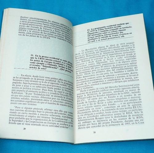 urss 100 preguntas y respuestas rusia unión soviética