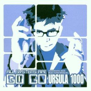 ursula 1000-all systems are go go hm4- envío gratis