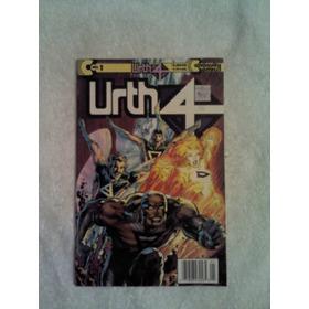 Urth4 Numero 1 Año 1989 En Ingles
