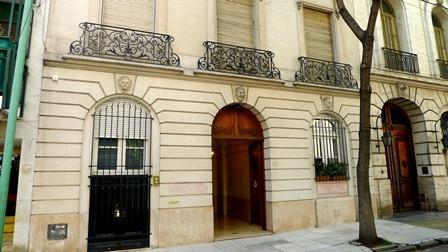 uruguay 1300 p.b.- - barrio norte - departamentos 3 dor.c/dep - venta