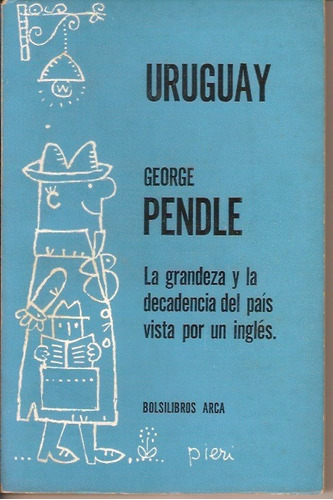 uruguay - george pendle