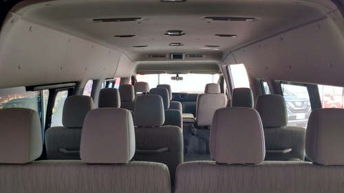 urvan 15 pasajeros amplia a/c 17 - vista hermosa