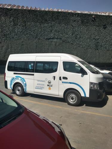 urvan 350 transporte publico