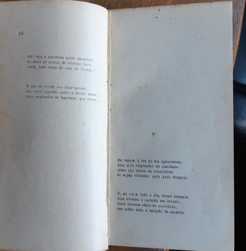 urzes - amadeu amaral - 1ª edição - 1899