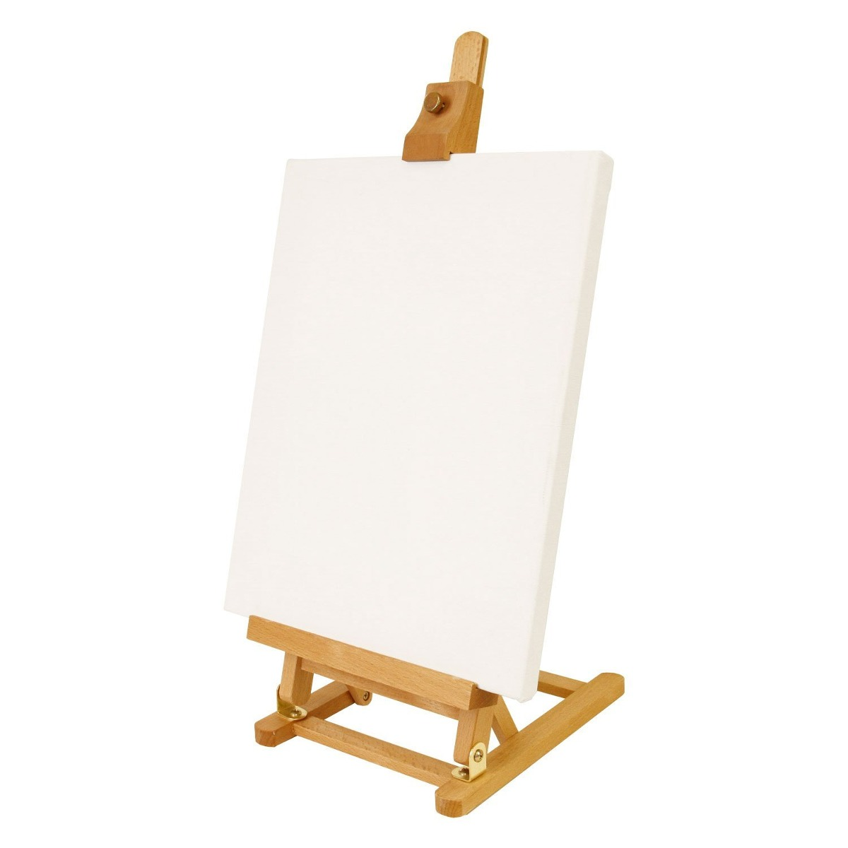 Us Art Supply Small Tabletop Studio H-frame Easel