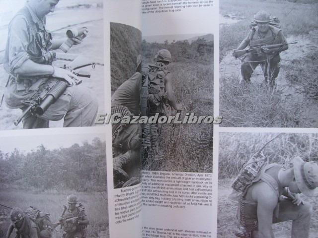 Us Infantry Vietnam Concord M60 Vietcong Saigon - $ 989,00