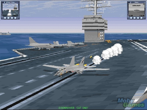 us navy fighters, electronic arts