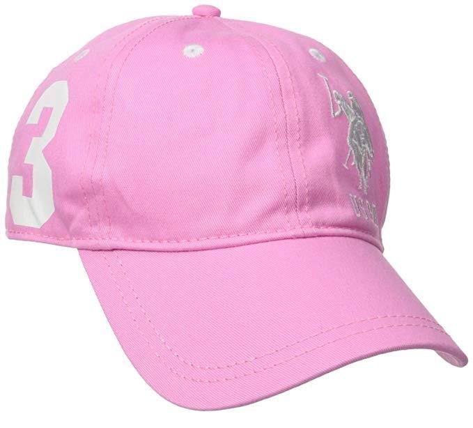 U.s. Polo Assn. - Gorra De Béisbol Número 3 Para Mujer 697ec79b8fb